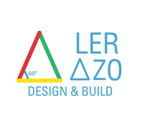 lerazo home renovations logo logo